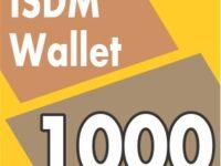 isdm wallet recharge 1000