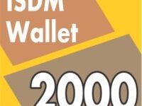 isdm wallet recharge 2000