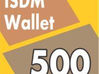 isdm wallet recharge 500